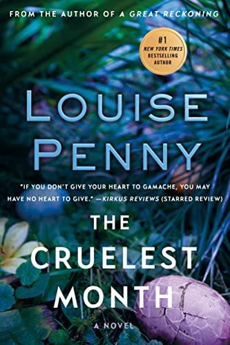 9780312573508: The Cruelest Month: A Chief Inspector Gamache Novel