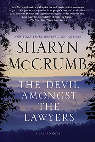 9780312573621: The Devil Amongst the Lawyers: A Ballad Novel (Ballad Novels)