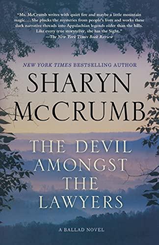 9780312573621: The Devil Amongst the Lawyers: A Ballad Novel (Ballad Novels)