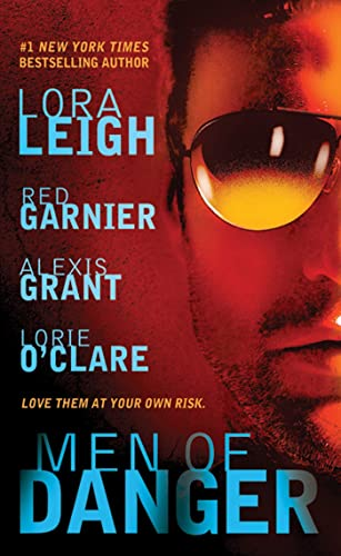 9780312576363: Men of Danger: A Romantic Suspense Anthology