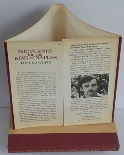 9780312576530: Nocturnes for the King of Naples