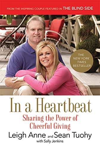 9780312577186: In a Heartbeat: Sharing the Power of Cheerful Giving