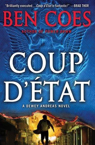 """Coup D'etat """" Signed """": Coes, Ben"""