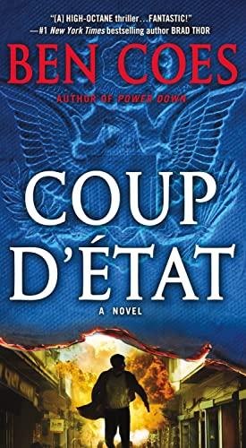 9780312580773: Coup d'Etat: A Dewey Andreas Novel
