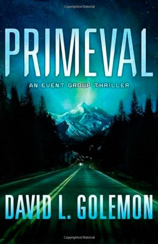 9780312580780: Primeval (An Event Group Thriller)