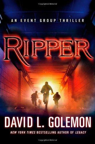 9780312580803: Ripper (Event Group Thriller 7)