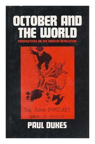October and the World; Perspectives on the Russian Revolution