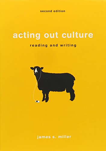 9780312581114: Acting Out Culture 2e & Writing and Revising with 2009 MLA and 2010 APA Updates