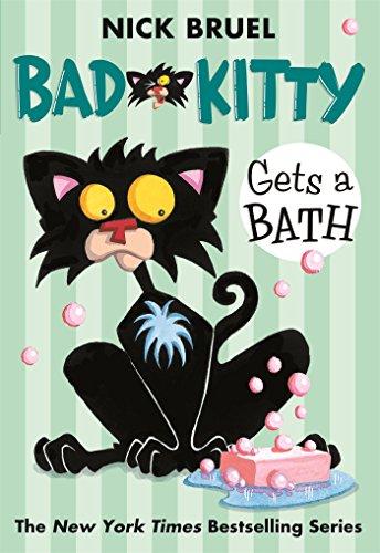 9780312581381: Bad Kitty Gets a Bath