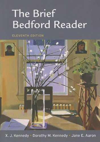 9780312582319: The Brief Bedford Reader, with Access Code