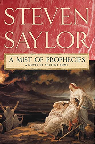 9780312582449: A Mist of Prophecies: A Novel of Ancient Rome (Novels of Ancient Rome)