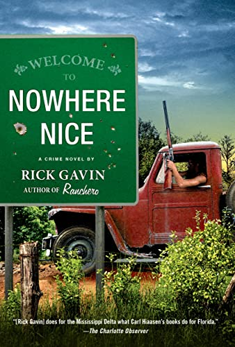 9780312583194: Nowhere Nice (Nick Reid Novels)