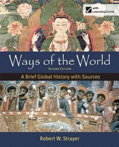 9780312583460: Ways of the World: A Brief Global History with Sources, Combined Volume