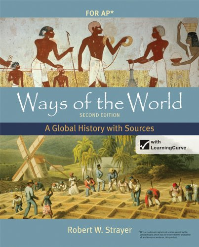 9780312583507: Ways of the World with Sources for AP®, Second Edition: A Global History
