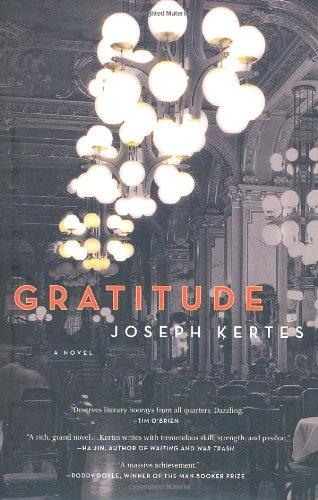 9780312585952: Gratitude: A Novel