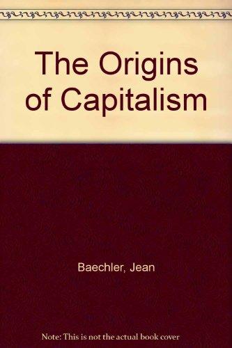 9780312588359: The Origins of Capitalism