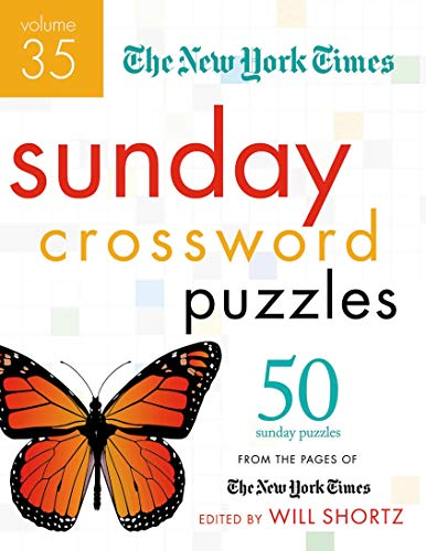 9780312590086: The New York Times Sunday Crossword Puzzles Volume 35: 50 Sunday Puzzles from the Pages of The New York Times