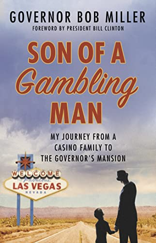 9780312591816: Son of a Gambling Man: My Journey from a Casino Family to the Governor's Mansion