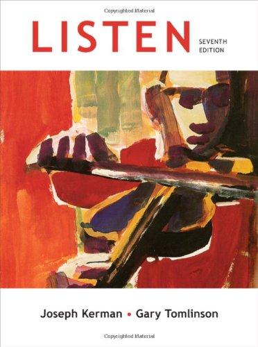 9780312593476: Listen, 7th Edition
