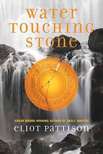 9780312593483: Water Touching Stone (Inspector Shan Tao Yun Novels)