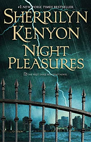 9780312593551: Night Pleasures (Dark-Hunter Novels)