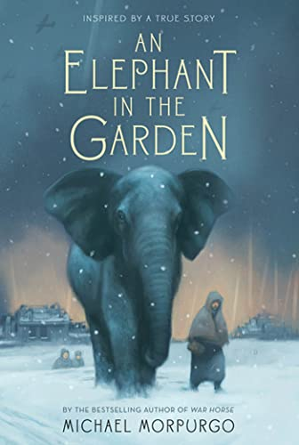 9780312593698: An Elephant in the Garden: Inspired by a True Story