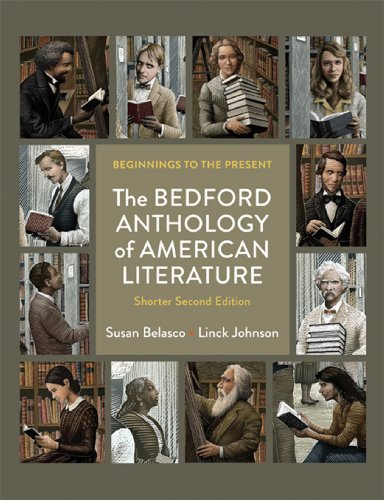 9780312597139: The Bedford Anthology of American Literature, Shorter Edition: Beginnings to the Present