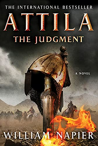 9780312599003: Attila: The Judgment