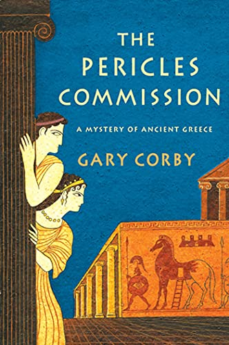 9780312599027: The Pericles Commission (Mysteries of Ancient Greece)