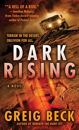 9780312599805: Dark Rising: A Novel (St. Martin's Paperbacks Novel)