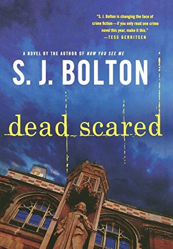 9780312600532: Dead Scared (Lacey Flint Novels)