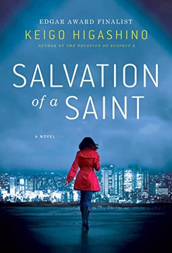 9780312600686: Salvation of a Saint: A Detective Galileo Novel (Detective Galileo Series)