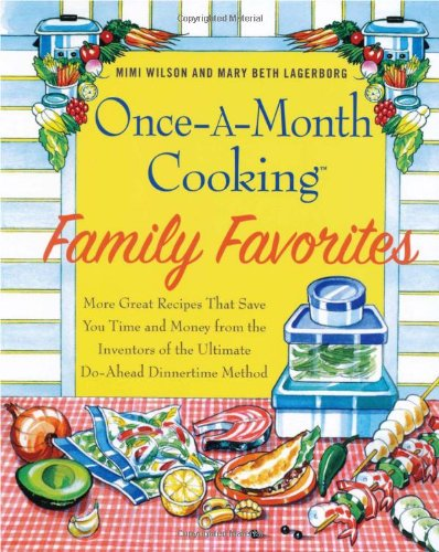 9780312601188: Once A Month Family Favorites