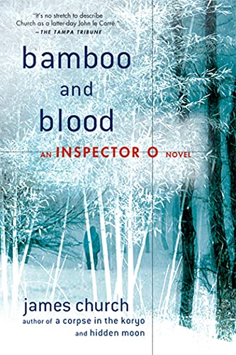 9780312601294: Bamboo and Blood (Inspector O Novel)