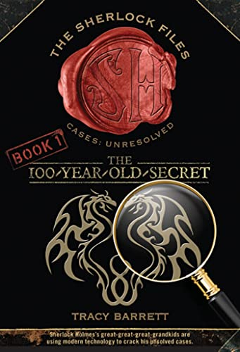 9780312602123: The 100-Year-Old Secret: The Sherlock Files Book One