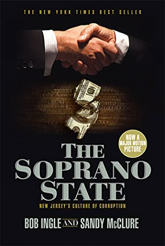 9780312602574: The Soprano State: New Jersey's Culture of Corruption