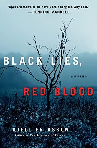 9780312605049: Black Lies, Red Blood