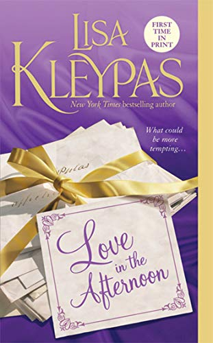 Love in the Afternoon (Hathaways, Book 5): Kleypas, Lisa