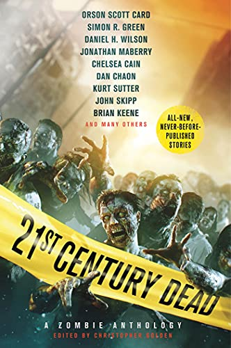 9780312605841: 21st Century Dead: A Zombie Anthology