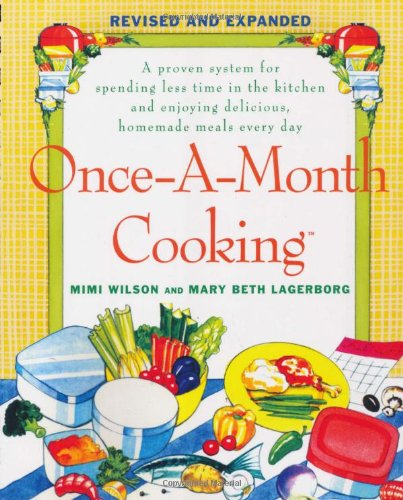 9780312605988: Once-A-Month Cooking