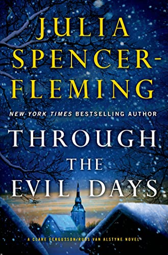 9780312606848: Through the Evil Days (Clare Fergusson and Russ Van Alstyne Mysteries)