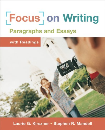 9780312608293: Focus on Writing: Paragraphs and Essays