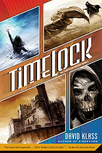 9780312608637: TimeLock (The Caretaker Trilogy)