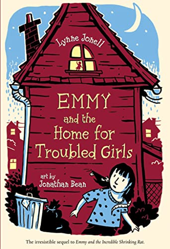 Emmy and the Home for Troubled Girls: Jonell, Lynne