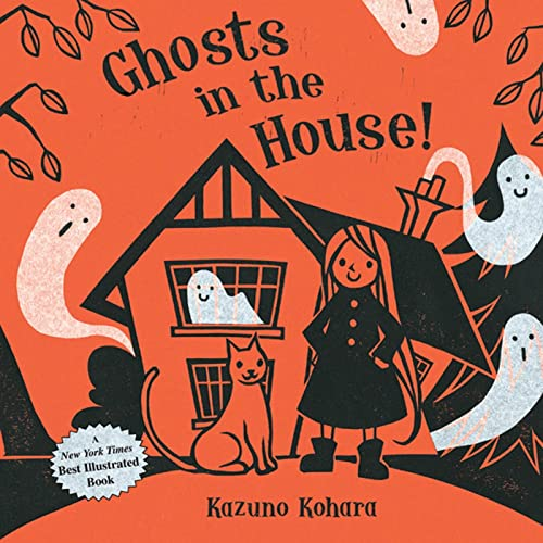 9780312608866: Ghosts in the House!
