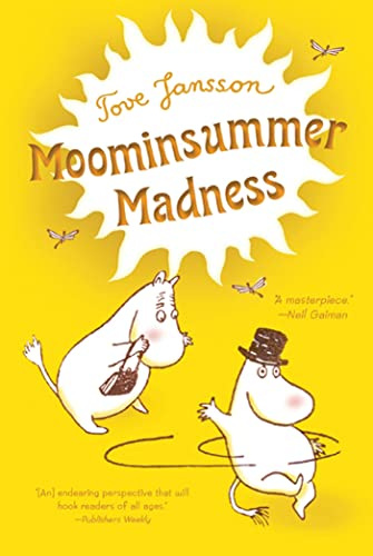 Moominsummer Madness (0312608918) by Tove Jansson