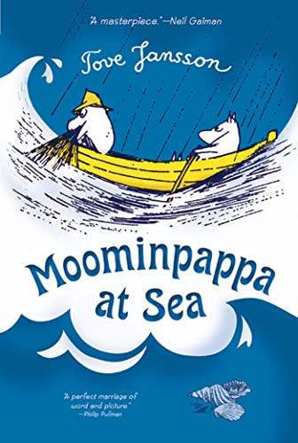 Moominpappa at Sea Format: Paperback: Written and illustrated