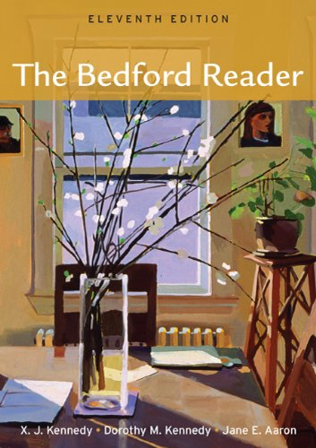 9780312609696: The Bedford Reader