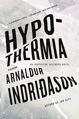 9780312610593: Hypothermia (Icelandic Thriller)