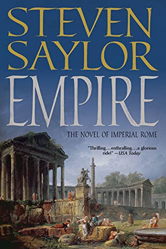 9780312610807: Empire: The Novel of Imperial Rome
